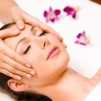 Massage du visage structuré