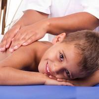 Massage pour les enfants
